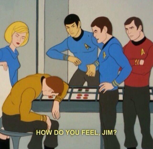 Star Trek - animated series