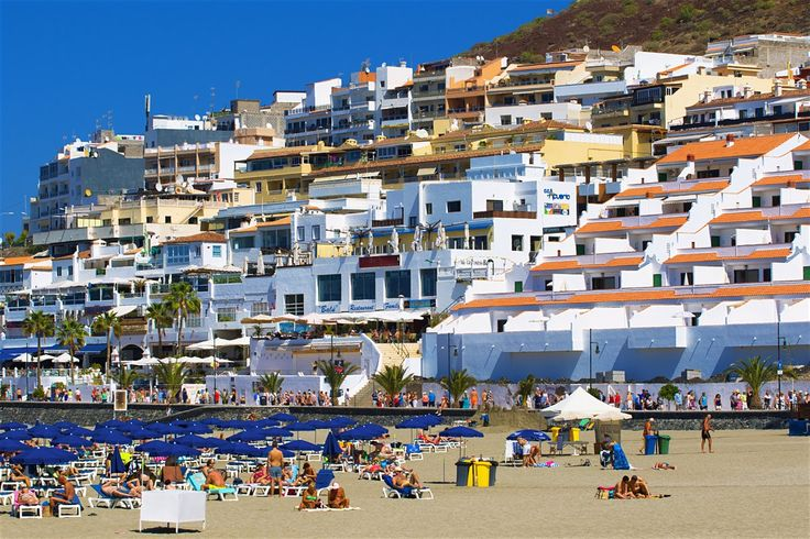 Don't forget to wear your shades when you first hit Tenerife's southwestern tip. You'll need them, not just against the blinding sunshine, but also...