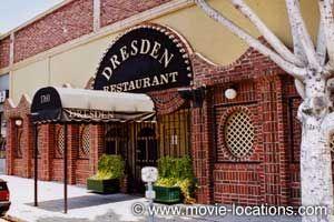 Swingers film location: Dresden Room, North Vermont Avenue, Los Feliz, Los Angeles