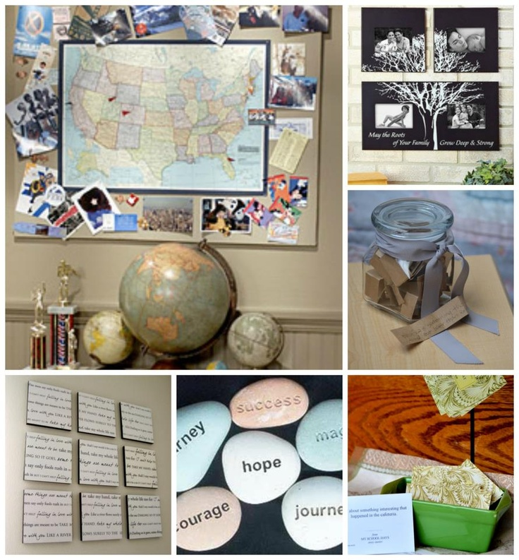 Incorporating family history into everyday life is easier than you think! And, it can be as cute as the ideas pictured here. Check out more great suggestions by watching this link from the show. Enjoy! http://www.youtube.com/watch?v=okvjXBcUzrA=UU6Qsg96PDZ9hJIvDWe71LAg=3