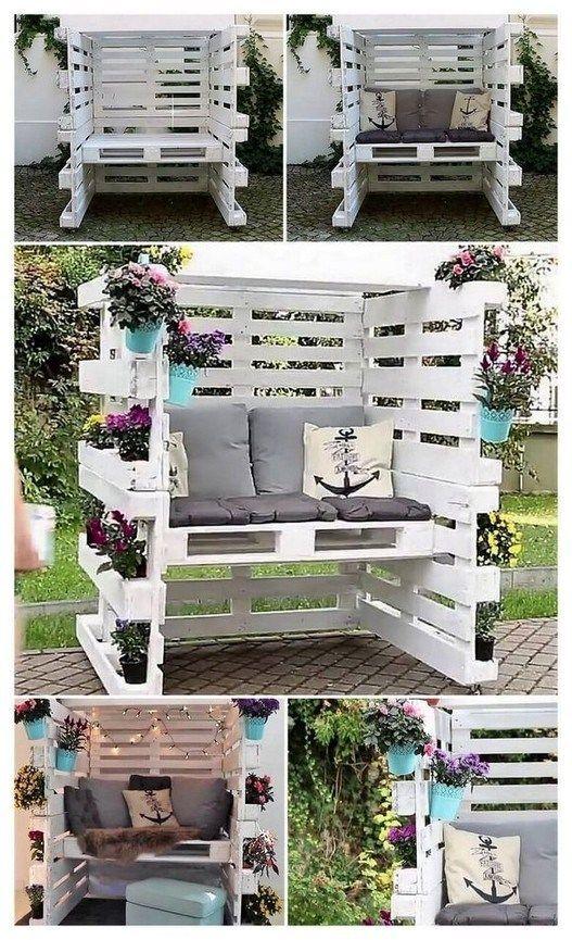 37 amazing diy ideas for decorating your garden uniquely 8