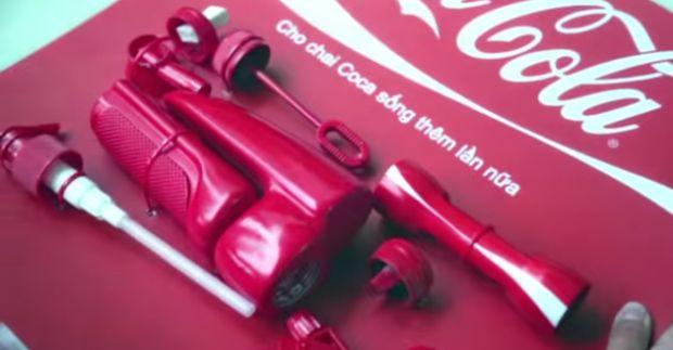 Un tappo darà nuova vita alle bottiglie di Coca Cola