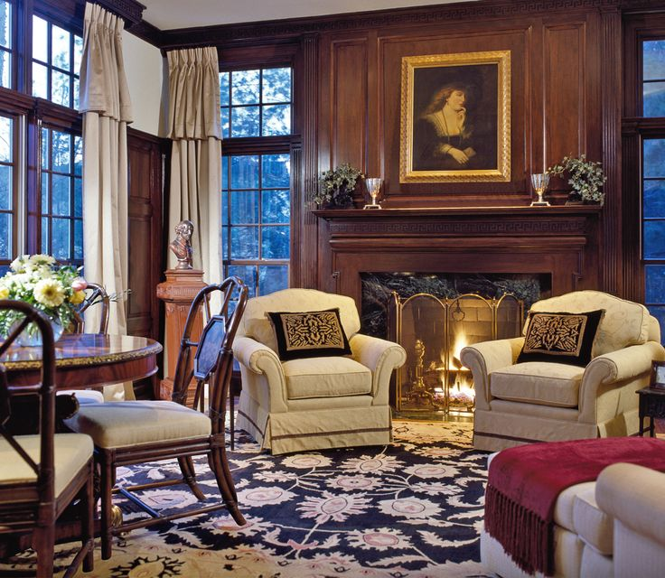 Best American Architects: Best 25+ Library Fireplace Ideas On Pinterest