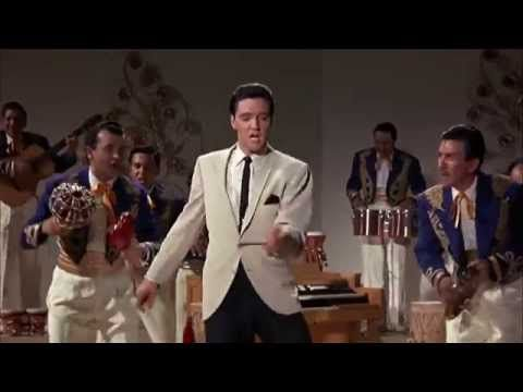 Elvis Presley - Bossa Nova Baby video remix unofficial 2014 - YouTube