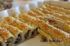vakit buldukça: kıymalı patatesli sütlü börek