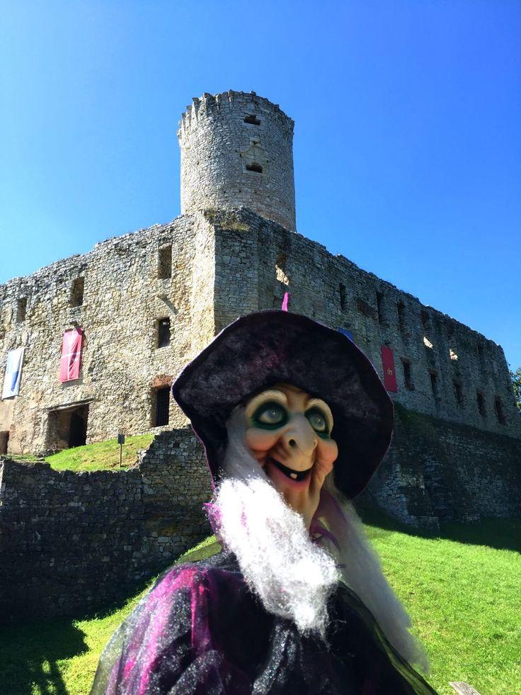 Broom, broom, czyli zlot czarownic na zamku w Lipowcu / Broom, broom – witches…