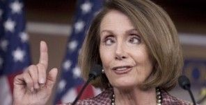 Pelosi Confuses U.S. Constitution With Declaration of Independence. Lol...Pelosi pic priceless!!!