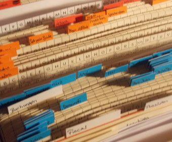 Endlich Ordnung im Papierchaos mit dem Ordnungssystem von Classei