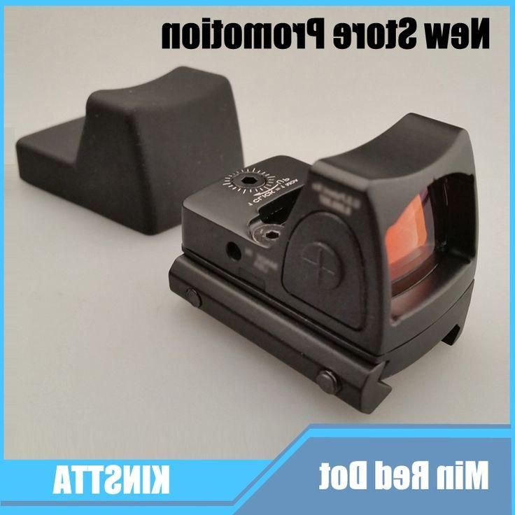 29.99$  Buy here - https://alitems.com/g/1e8d114494b01f4c715516525dc3e8/?i=5&ulp=https%3A%2F%2Fwww.aliexpress.com%2Fitem%2F2016-KINSTTA-Military-Tactical-Reflex-Adjustable-Min-Red-Dot-Sight-Scope-for-Rifle-Scope-Hunting-Shooting%2F32604865595.html - 2016 KINSTTA Military Tactical Reflex Adjustable Min Red Dot Sight Scope for Rifle Scope Hunting Shooting CS Sight