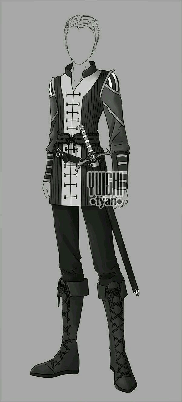 Demon Character Cedric Character Outfits Drawing Clothes Anime Outfits