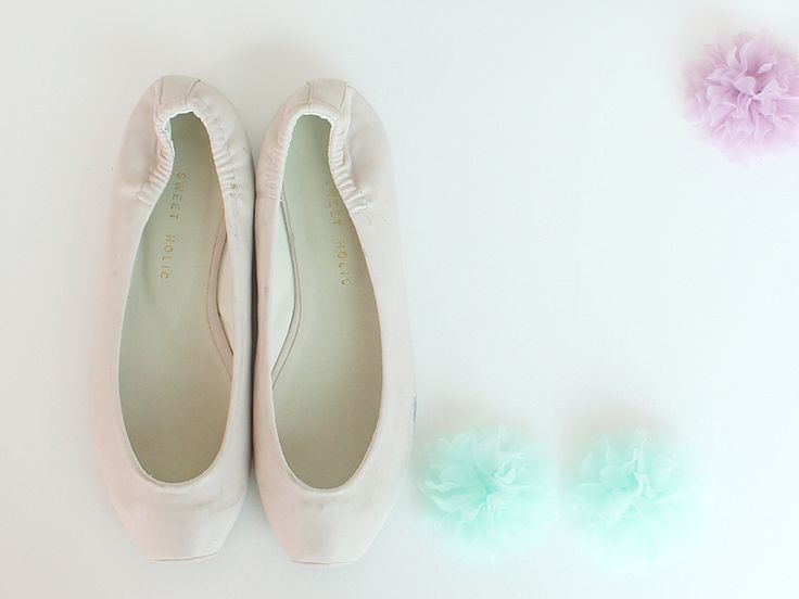 Mint Bridal Shoe Clips,Shoe Clips,Wedding  from violetcloset by DaWanda.com