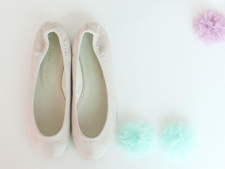 Mint Bridal Shoe Clips,Shoe Clips,Wedding  from violetcloset by DaWanda.com