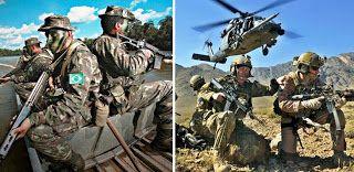 Taís Paranhos: Exército dos EUA vai fazer exercícios militares na...