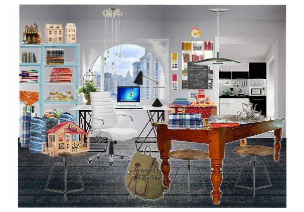 lo spazio ideale per interior designer's by mirellaparer | Olioboard