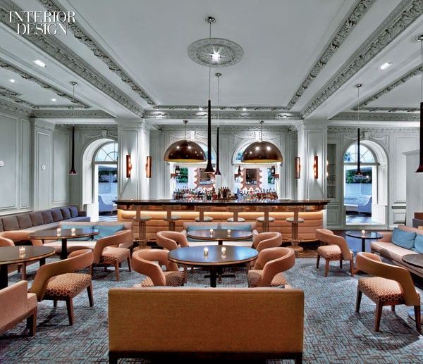 Blond Ambition: Harlow Restaurant Brings Glamour To Midtown