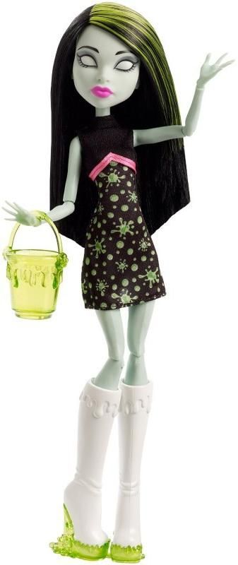 Mattel Mattel, Monster High Кукла Школьная ярмарка Scarah Screams