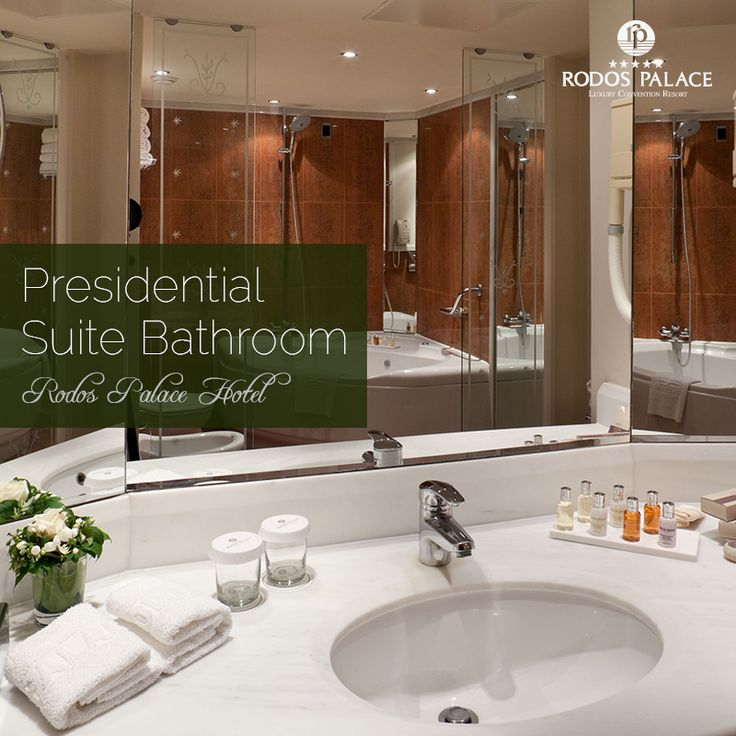 Bathroom is one of the most important rooms of a hotel appartment,or not? ‪#‎rodospalace‬ ‪#‎hotel‬ ‪#‎royal‬ ‪#‎bathroom‬ ‪#‎luxury‬
