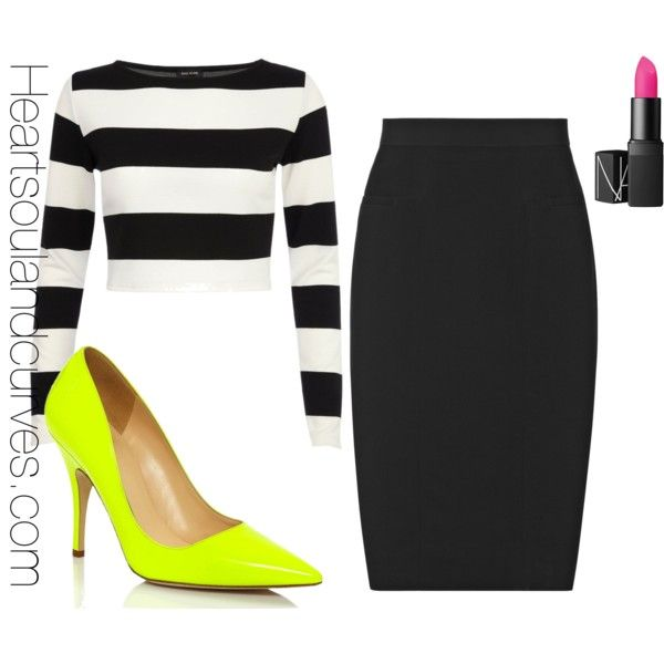 Make It Look Easy, created by adoremycurves on Polyvore
