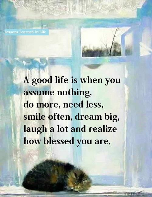 Thank you, Father....for abundantly blessing me!