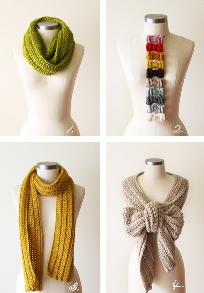 Dressing the Dress Form.Simple Form, Bows Ties, Clothing Accessories, Ties A Scarf, Dresses Form, Bows Wraps, Scarf With A Bows, Bows Scarf, Longer Scarves