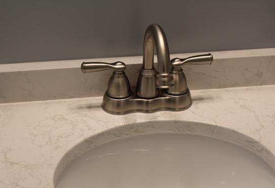 Glacier Bay Fairway 4 In Centerset 2 Handle High Arc: 75 Best Bathroom Ideas Images On Pinterest