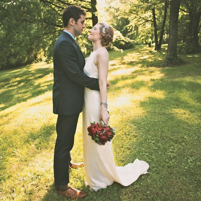 A Vintage Chic Wedding In Pittsburgh, PA