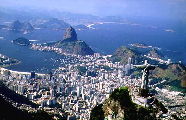 Rio de Janeiro in breathtaking Brazil!