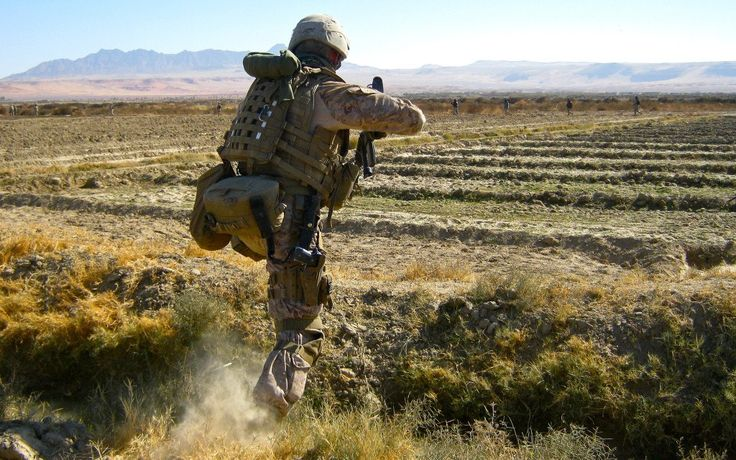 Here's what a Navy corpsman does after a Marine is hit