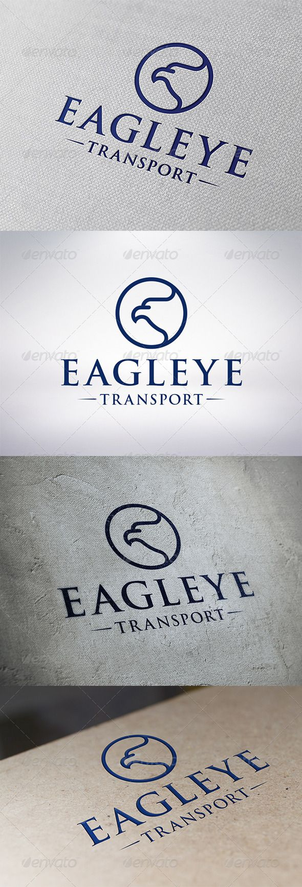 Eagle Logo Template — Vector EPS #airplane app #flight offers • Available here → https://graphicriver.net/item/eagle-logo-template/6309009?ref=pxcr
