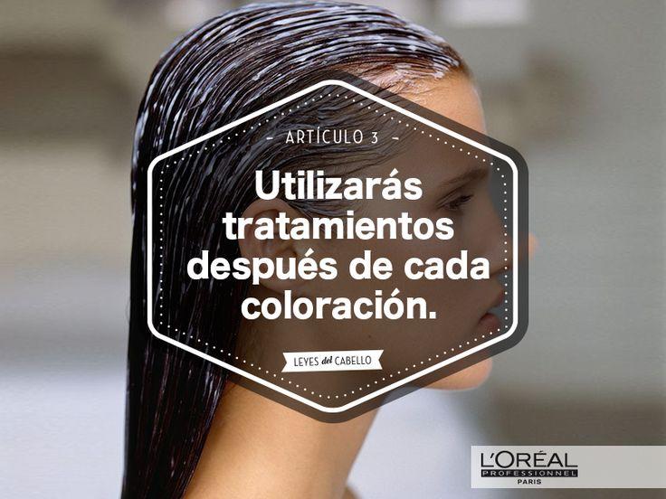 #LeyesDelCabello #Hair