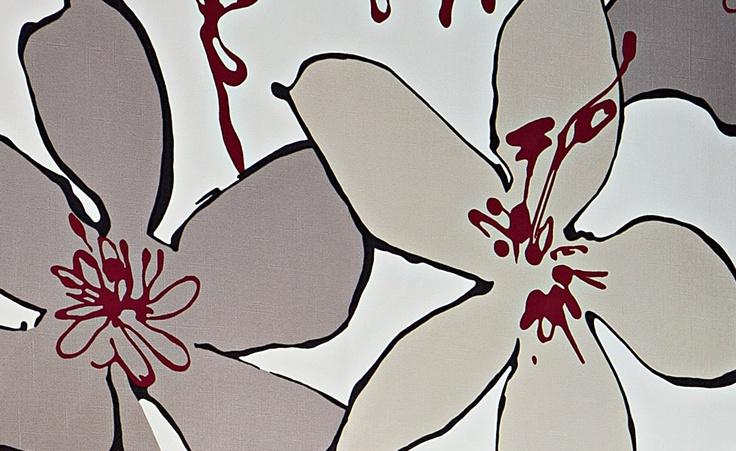 Papier peint YSEE naturel Heytens