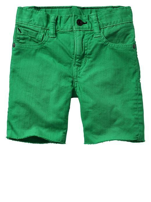 Gap | Frayed denim shorts