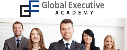 Global Executive Academy (GEA) with top Universities globally such as UTM Space provides executive programmes such as diploma in International Business Management and MBA.