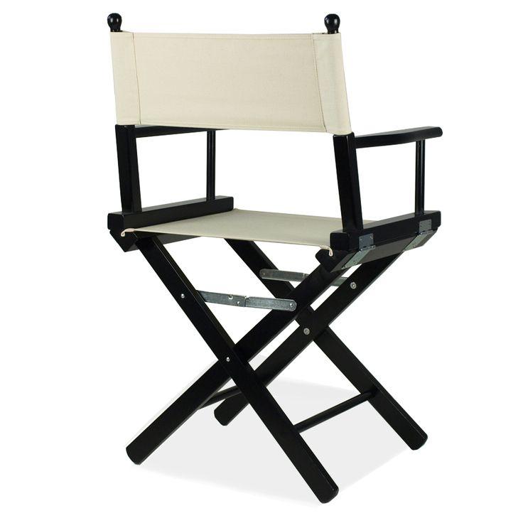 Sedia regista nera - Regista P-AN