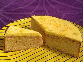 Citronmåne med syrlig cream cheese glasur - LCHF   CDJetteDC's LCHF   Bloglovin