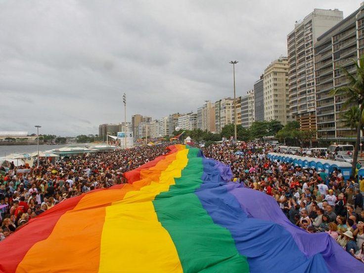 Confira cobertura Ao Vivo da 21ª Parada LGBT do Rio de Janeiro
