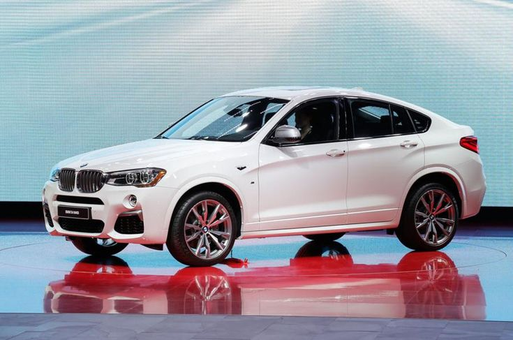 High-performance BMW X4 M40i revealed at Detroit motor show | Autocar