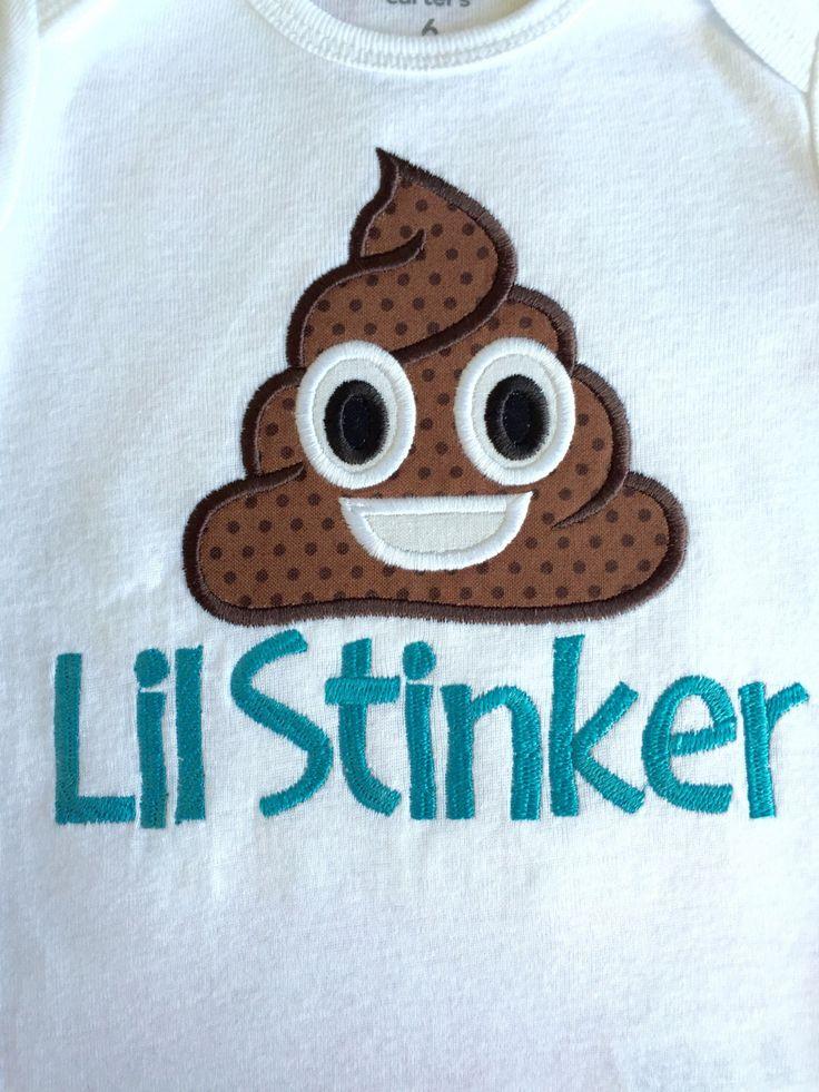 A personal favorite from my Etsy shop https://www.etsy.com/listing/475914975/emoji-poop-onesie-emoji-shirt-emoji
