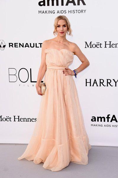 Julia Dietze - amfAR's 23rd Cinema Against AIDS Gala - May 19, 2016 #amfarCannes #Cannes2016