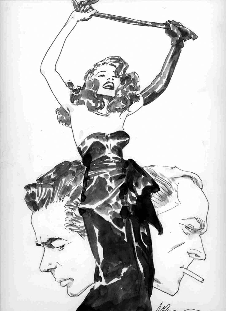 Ivo Milazzo - Rita Hayworth 1946