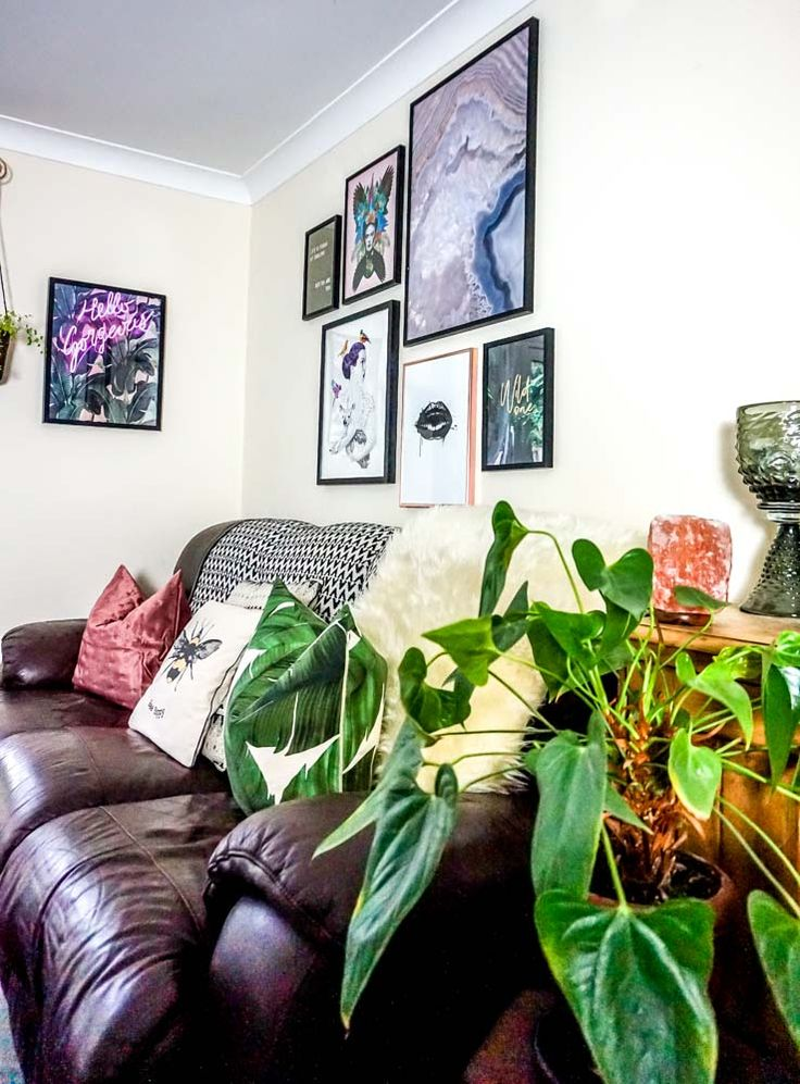 3 Simple Steps to Create Your Perfect Gallery Wall!
