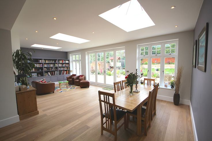 House Extension in Richmond Surrey