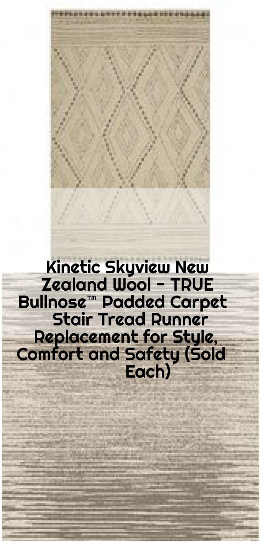 Best Kinetic Skyview New Zealand Wool True Bullnose™ Padded 400 x 300