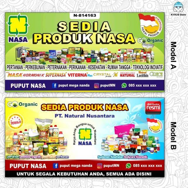 Banner Nasa Spanduk Sho Indonesia Best Banner Design Banner Design Banner