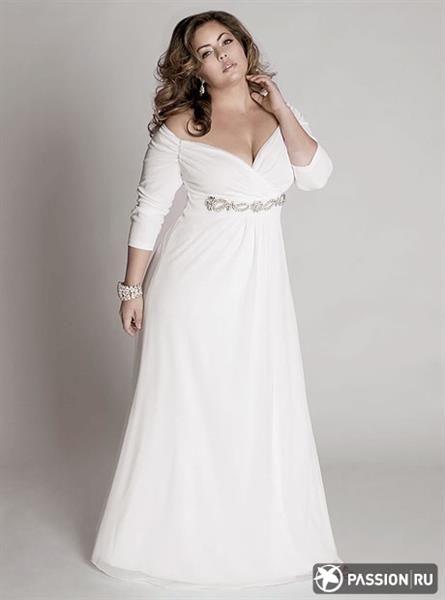 Свадебные костюмы для невесты полнойфото