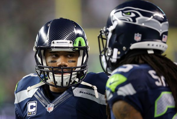 VIDEO - Key takeaways from Seahawks quarterback Russell Wilson and cornerback Richard Sherman's Wednesday press conferences.