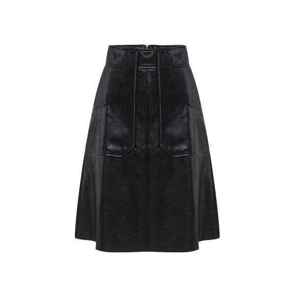 25  best ideas about Black a line skirt on Pinterest | A line ...