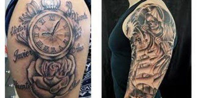 Tatuajes Para Hombres Con Significado En Brazo Tatuajes Tatuajes