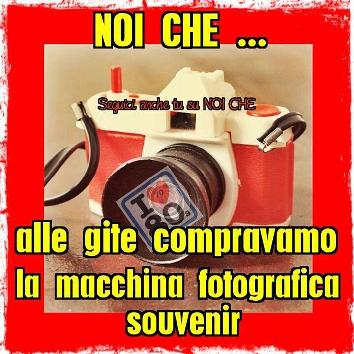 Macchina fotografica souvenir