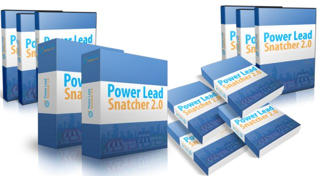 Power Lead Snatcher 2.0 – Best Software Online Marketers & Small Businesses Are Using To Get Leads Fast